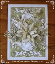 Elly's Card- Corner: Exquisite Labels Eleven