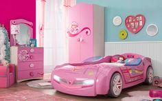 #Princess #pembe #dekorasyon #pinkroom #decoration #cocukodasi #oda #room #pembeoda #bed #yatak