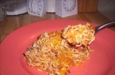 Chili & Cheese Ramen Wonder. Photo by Chef shapeweaver ©-- Sorry but this looks just as yucky as the other one
