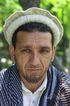 Chitrali man, Kalash valley, Pakistan