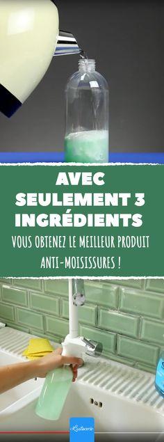 Anti-moisissures : un seul spray pour enlever toutes les taches