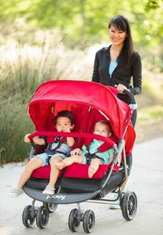 Joovy Scooter Side-by-Side Twin Baby Double Stroller Double Strollers, Baby Strollers, Twin Babies, Twins, Baby Number 2, Preparing For Baby, Children, Fun, Baby Products