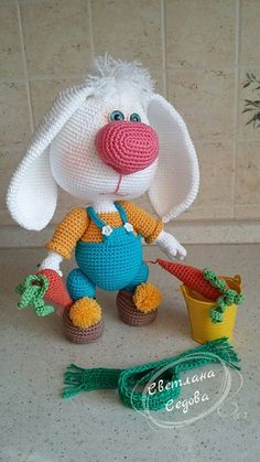 Amigurumi inspiration (no pattern)
