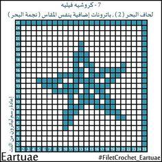 #mulpix #crochet #crochet_diagram #crochet_lessons #crochet_filet #pattern…