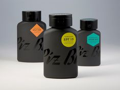 Piz Buin Sunscreen. This sunscreen #packaging is different PD