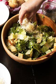 Caesar Salad Recipe: The Quick & Simple Way - Good Cheap Eats
