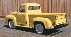 """1955 Ford Trucks"""""""
