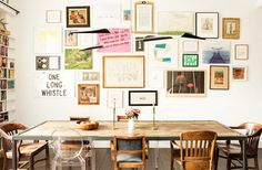 Why They Work: 11 Truly Great Artwork Arrangements | Apartment Therapy