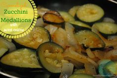 Zucchini Medallions- another unique vegetable recipe «