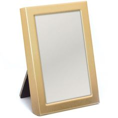 Mini Easel-Backed Photo Frame in Gold or Silver - The Knot Shop