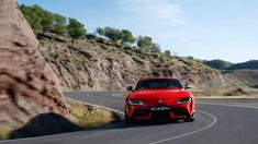 Toyota GR Supra Is Officially Sold Out in Europe for Remainder of 2019 - The Drive The Gr, Geneva Motor Show, First Car, Twin Turbo, Toyota Supra, Continents, Custom Cars, Super Cars, Europe