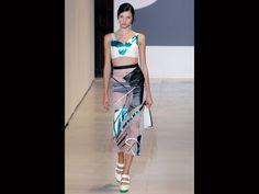Masha Ma, 2014 Spring/Summer, 2013 Paris Fashion Week.