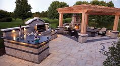 If you want that peaceful outdoor sanctuary in your own backyard adding an arbor or pergola can be the perfect touch! http://www.aboveandbeyondcgm.com