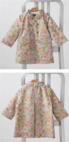 Jacket Papillon