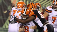 Browns vs. Bengals: 7 Talking Points -  By Joe Ginley  @JoeGinley on Nov 6, 2015, 1:22a  -    The Browns lost badly to the Bengals on Thursday Night Football. Here's why.