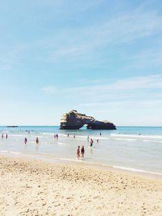 La Plage du Miramar | Biarritz, France