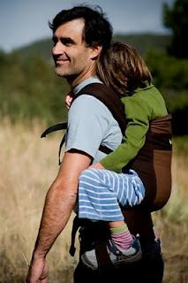 The #3 Babywearing Myth - My Toddler Can't Be Worn