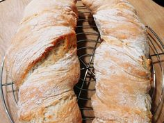 Ciabatta, Bread, Food, Meal, Essen, Hoods, Breads, Meals, Sandwich Loaf