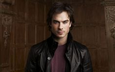 Ian (Damon Salvatore) Vampire Diaries