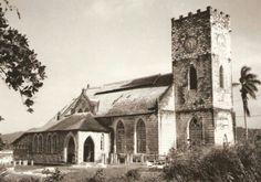St. Mary's Parish Church, Port Maria, St. Mary ~ Mark Phinn Photography