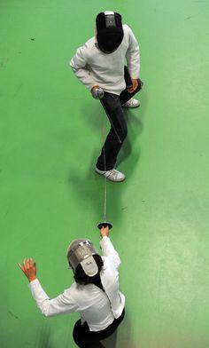 Fencing.
