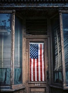Show your flag where it can be seen but never let it touch the ground. We are blessed to live in the USA.