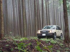 ランクル100丸目換装 FD-classic Toyota Landcruiser100 UZJ100W