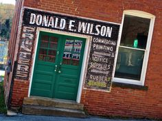https://flic.kr/p/G3wXja | Donald E. Wilson, Brookville, PA | Former home of Donald E. Wilson, Printers, in Brookville, Pennsylvania.  Donald E. Wilson worked in the family printing business and purchased Bruce E. Wilson Printing when his father retired in 1973. He operated the business until he joined the McMurray Company in 1984.  Wilson served 16 years on the Brookville Borough Council, 10 of those years as the council president. He was appointed Mayor in 1992, replacing Harry Brown who…