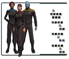 Starfleet Uniform Code Page 9 | Star Trek Online