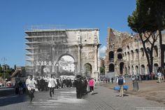 La corsa dei camerieri al Colosseo http://www.romaierioggi.it/la-corsa-dei-camerieri-al-colosseo/