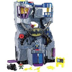 Fisher-Price Imaginext DC Super Friends Batcave, 49.16 at Walmart