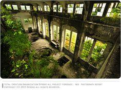 6FROGS 廃墟 遺構 和賀川発電所