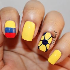 Colombia nails for the World cup 2014