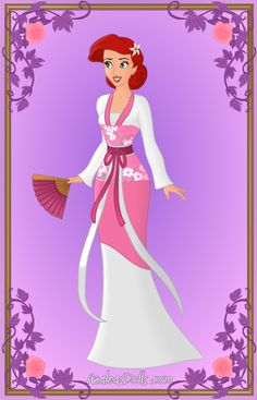 Geisha Ariel