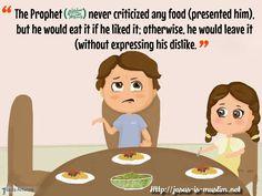 #food #kids #pasta #messenger #prophet #Mohammad #hadith  #dinning_room