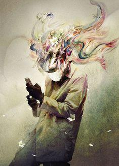 New Paintings by Ryohei Hase, Japan