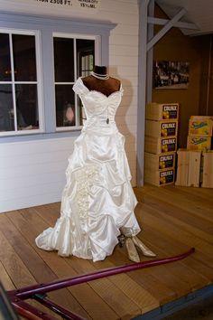 Christian Michael Wedding Dress