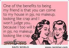 So much truth. (definitely!! loves it!!)