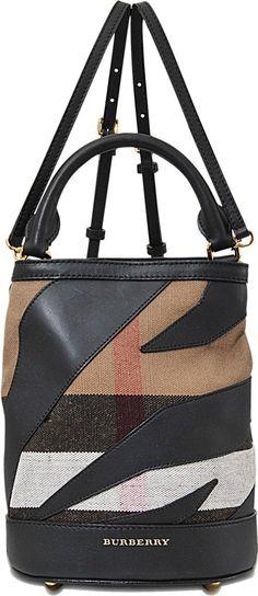 756f057d613d  Burberry Small  Bucket  Bag