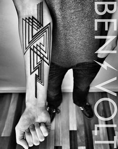 ben volt tattoo - Google Search