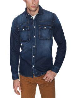 Mauritz Denim Sport Shirt