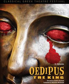 """Classical Greek Theatre Festival to perform """"Oedipus the King"""" at BYU Sept. 23"""