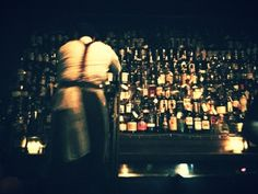 Whisky Wall @ Baxter Inn