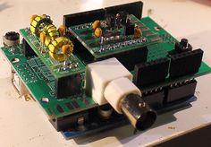 Arduino shield, QRSS/WSPR Transmitter