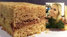 Le Ricette della Lady: Mattonella di Pasta con Crema di Melanzane