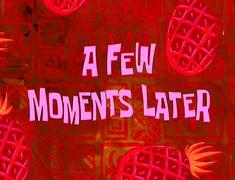 Alguns momentos depois - Bob Esponja Sponge Bob A Few Moments Later With Foto Youtube, Vídeos Youtube, Link Youtube, Youtube Logo, Spongebob Time Cards, Spongebob Memes, Youtube Editing, Video Editing Apps, Youtube Banner Backgrounds