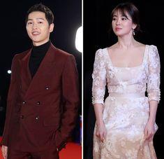 Song Joong Ki and Song Hye Kyo Win 'Best Couple' KBS Award | Koogle TV