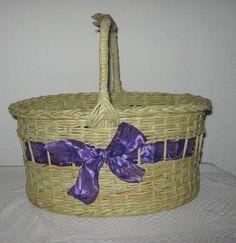 Návody - VZORY PLETENÍ :: Pletení z papíru Hanča Čápule Wicker Baskets, Kos, Decor, Decoration, Decorating, Aries, Blackbird, Woven Baskets, Deco