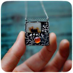 Window with a View necklace by 6shadowsjewelry on Etsy