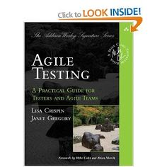 Agile Testing - A Practical Guide - Crispin/Gregory